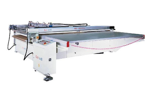 Large Type Table Sliding Screen Printing Machine