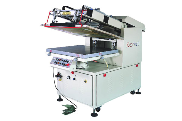 Semi-auto Clam-shell Screen Printing Machine( Ordinary Type)