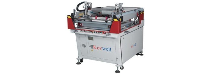 Semi-Auto Precise Calm-shell Screen Printer (Economical Type)